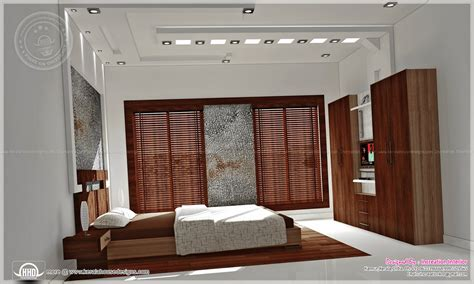 Home Interior Design Bedroom by Bedroom Interior Designs Kerala Home Design And Floor Plans