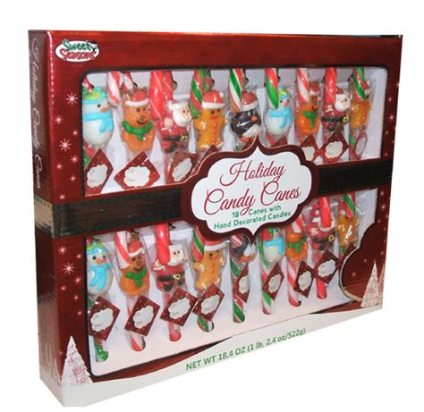 Decorated Pack by Sweet Seasons Canes With Decorated