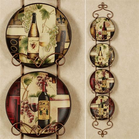 decorative kitchen wall plates decorative plates for wall will create special mood in