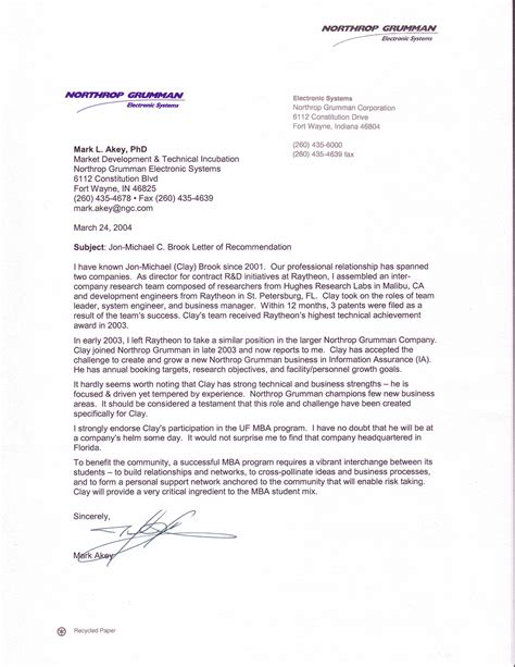 Reference Letter For A Psychology Student Akey Recommendation For Jon Michael C Brook