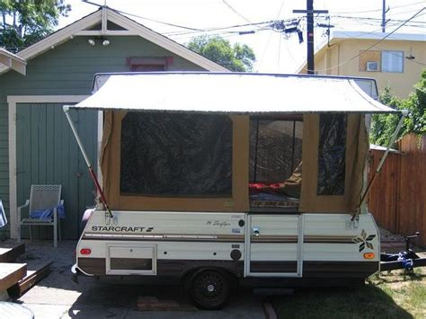 How To Replace An Rv Awning by 25 Best Ideas About Coleman Pop Up Cers On