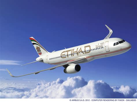 Etihad Airways aviation etihad plans six new routes