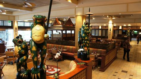 Islands Dining Room Orlando by Loews Royal Pacific Resort Dining Lounges