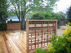 deck privacy lattice pdf privacy lattice screens for decks plans