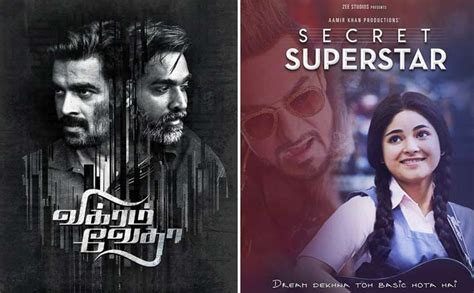 South Movies Beat Bollywood To Secure The Top Three ...