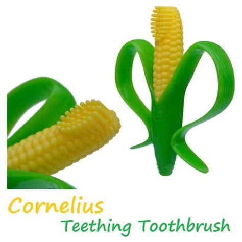 Sikat Gigi Bayi Cornelius Corn Teether Toothbrush cornelius teething toothbrush teether dan sikat gigi