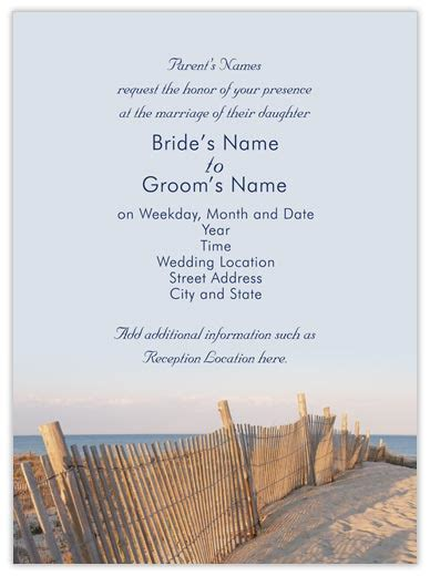 123 Print Wedding Invitations by Endless Dunes Wedding Invitations From 123print