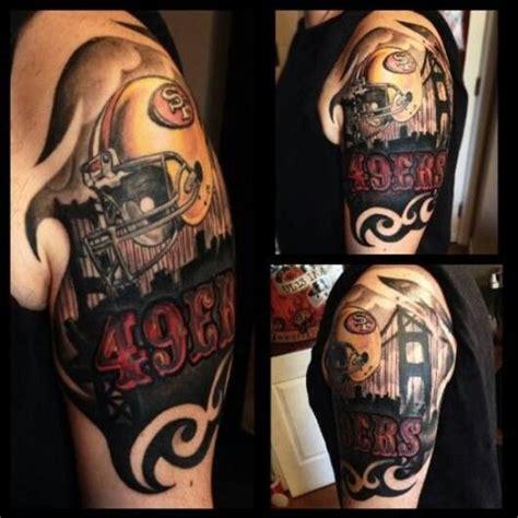 sf giants tattoo sf 49ers mens tattoos tattoos and