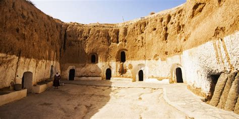 maison troglodyte tunisie maisons troglodytes stunning le possde de nombreuses