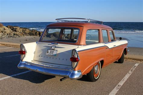 1957 Studebaker Provincial station wagon for sale