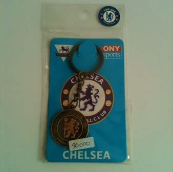 Gantungan Kunci Besikey Chainaksesories Logo Klub Manchester City jual pernak pernik bola peralatan futsal sepakbola casual chelsea