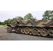 WWII  German Military Vehicles And Half Tracks YouTube