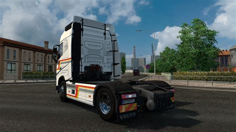 new volvo lorry new volvo fh v2 0 euro truck simulator 2 mods
