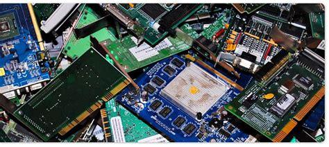 key steps   electronics recycling process