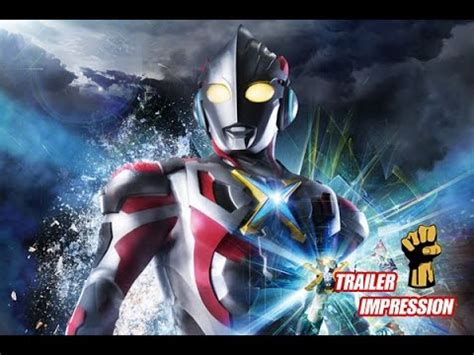 youtube film ultraman baru ultraman x movie trailer impression youtube