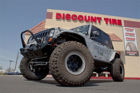 Discount Tire Jeep Discount Tire Sponsors 2012 Jk Experience