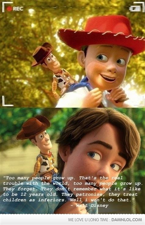 grown up film quotes disney quotes about growing up quotesgram