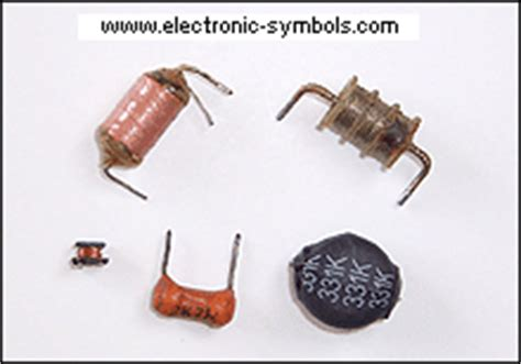 types of inductor coil pictures of coils inductors