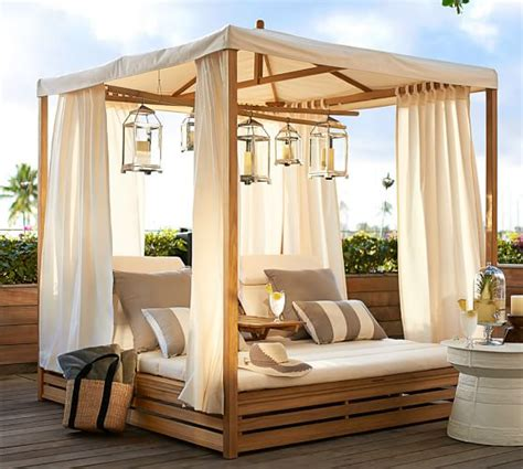 pottery barn day bed pottery barn outdoor furniture sale save 30 on chaise lounges dining tables cabana