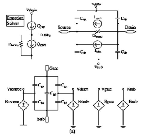 capacitor equivalent circuit model led voltmeter schematic led free engine image for user manual