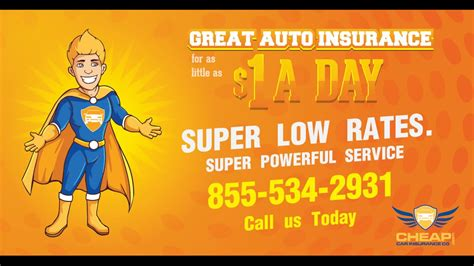 Cheap Car Insurance 1 Day by Cheap Car Insurance In New York Ny 1 00 A Day