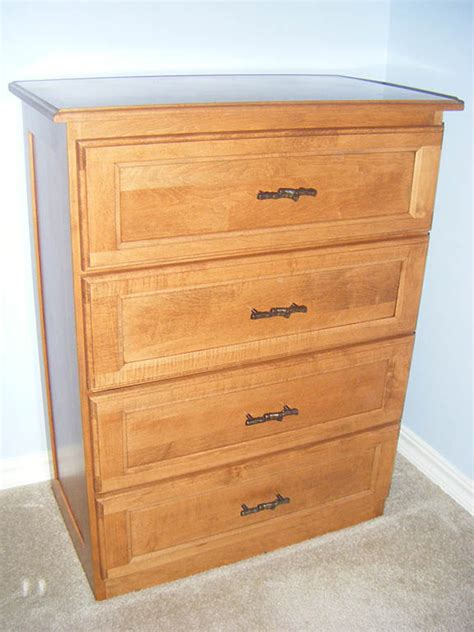 Fairview Dining Room by Solid Maple Dresser With Ipswich Pine Stain With Flat