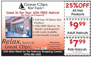 haircut coupons october 2014 free printable coupons great clips coupons