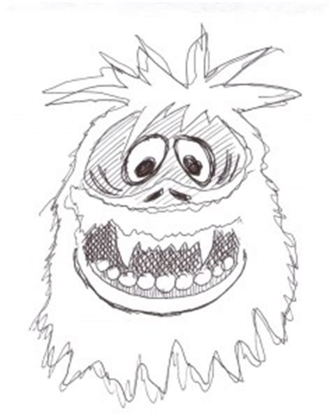 how to draw the rudolph abominable snowman ten best monsters 6 the abominable snowman