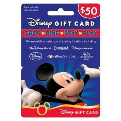 Disney Resort Gift Cards - purchase disney gift cards at kroger to help save money
