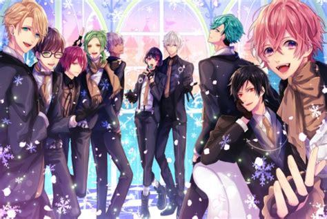 B Anime Season 2 by B Project Bộ Anime Về C 225 C So 225 I Ca Thần Tượng Sẽ C 243 Season 2