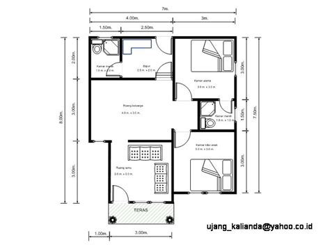 rumah sederhana sehat ujangkalianda s weblog