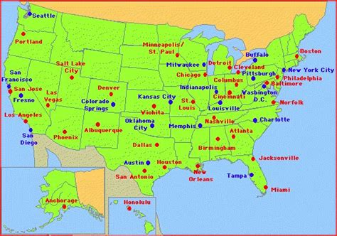 us cities map that s what she said fast forward 9 months 2 weeks and 1 day