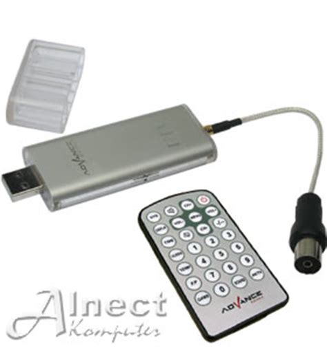 Advance Tv Tuner Usb Stick Putih jual tv tuner advance atv u680 usb 2 0 pc tv stick tv