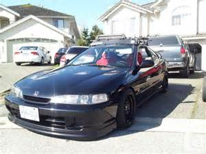 Jdm Acura Integra For Sale 2000 Acura Integra Gsr Jdm Front End Black Clean