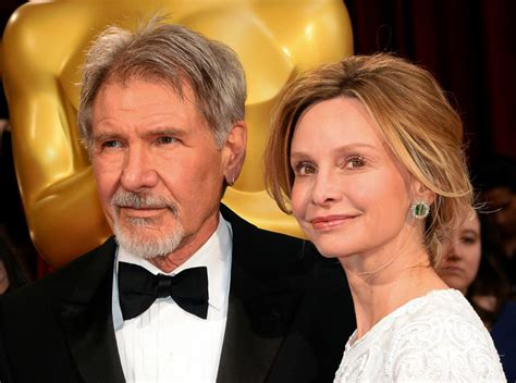Harrison Ford And Calista Flockhart Are Engaged by You Totally Forgot About Kiwireport