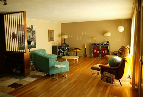 50s Living Room 50s living room flickr photo