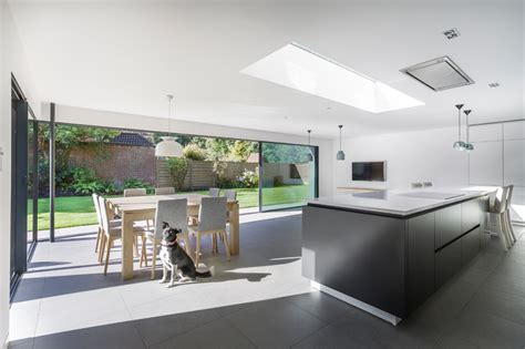 modern kitchen extensions ideas for home garden bedroom kitchen homeideasmag com london house extensions reveal the line between old and new