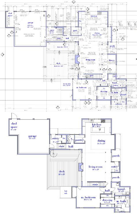 2 storey modern house floor plan single story modern architecture single story modern house