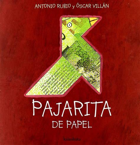 libro pajarita de papel pajarita de papel libros educativos infantiles y juveniles los cuentos de bastian