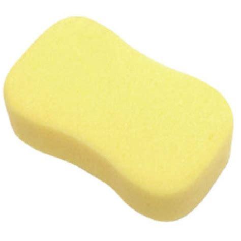 Spanish Awnings Super Absorbant Jumbo Car Wash Sponge Cleaning Brushes