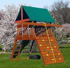 small backyard play structures 1000 images about swing set on pinterest swing sets