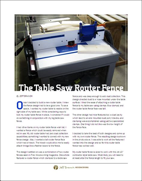 table saw router table combo plans woodworking plans table saw router table combo plans pdf plans
