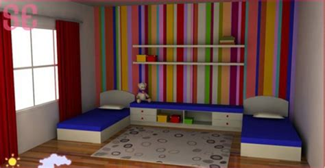 Creative Painting Ideas For Kids Bedrooms Colors Of Kids Room Walls Home Decorating Ideas