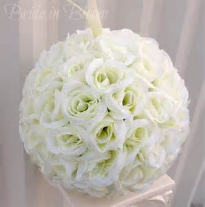 pomander balls wedding pomander flower by brideinbloomweddings