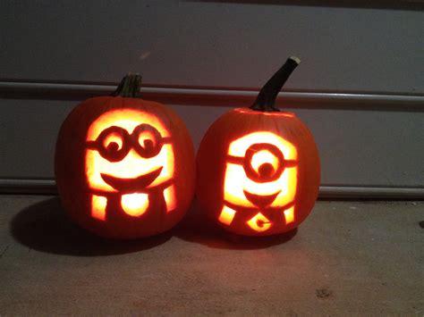 minion pumpkins 23 cool pumpkins to carve