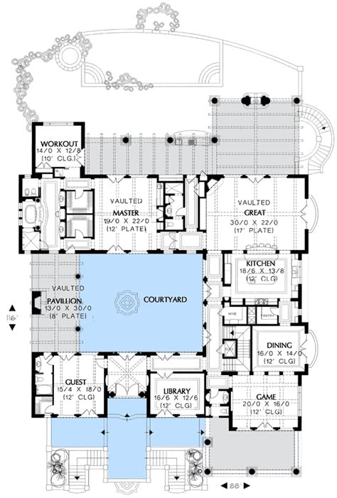 robarts library floor plan house plans with library 28 images one island east
