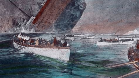 Titanic Sinking Theory by The Craziest Titanic Conspiracy Theories Explained History