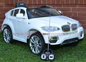 Bmw X6 Power Wheel Bmw X6 Remote Controlled Power Wheels