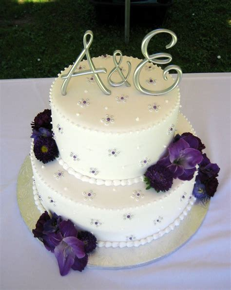 Wedding Cake Flower Tops by Wedding Cakes Top Simple Wedding Cakes With Flowers