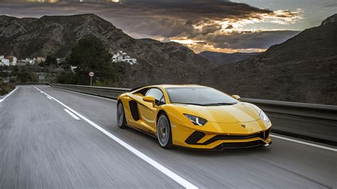 cars lamborghini 2017 2017 lamborghini aventador s wallpapers hd images